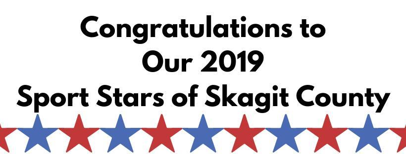 Sport Stars of Skagit County Congrats Logo